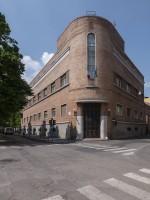 Facciata del Palazzo dell'Aeronautica
