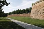 Tratto sud tra Baluardo dell'Amore e Baluardo Sant'Antonio