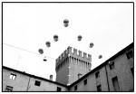 Nella Chiesa di San Romano, in piazza Trento Trieste, installazione sonora Pneumaphone. Fotografia di Marco Caselli Nirmal ©