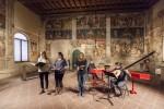 """Per il ciclo """"Musica a Palazzo"""" Ferrara Musica propone un concerto di musica antica che vede protagonista un gruppo belga di altissimo livello. Fotografia di Marco Caselli Nirmal ©"""
