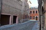 Via del Carbone, 4/a. Fotografia di Cinzia Salmi. © Assessorato alla Cultura, Comune di Ferrara