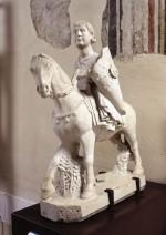 Maestro dei Mesi, 1225-1230, Pietra di Verona, cm 87x35x62