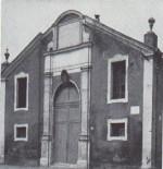 Entrata della Caserma Pestrini all'inizio degli anni Dieci del Novecento ©