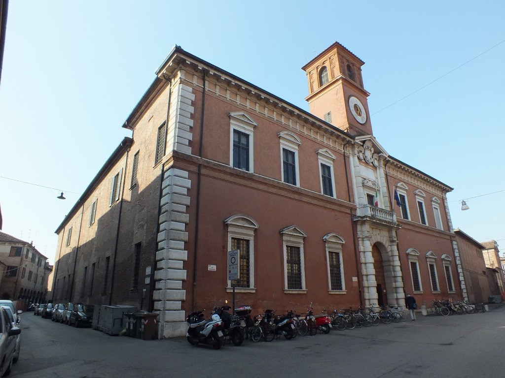 Palazzo di don giulio d 39 este museoferrara - Palazzo turchi di bagno ...