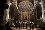 Nella Chiesa di San Paolo un concerto con le voci inconfondibili dell'Hilliard Ensemble. Fotografia di Marco Caselli Nirmal ©