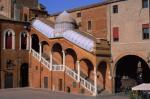 Piazza Municipale. Fotografia Massimo Baraldi. © Archivio Fotografico della Provincia di Ferrara
