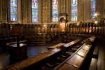 Cattedrale, coro. Fotografia Tommaso Gavioli. © Archivio Fotografico della Provincia di Ferrara
