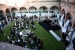 Festa del Libro ebraico. Incontro con Arnoldo Foà. Fotografia di Federica Poggi, 2011. © MEIS
