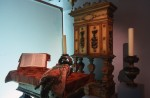 Museo della Comunità Ebraica, arredi del tempio di Cento. fotografia Meneghetti. © IAT Ferrara - Ferrara Terra e Acqua