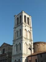 Campanile della Cattedrale. Fotografia Paola Boccalatte