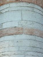 Colonna di Borso d'Este, particolare. Fotografia Paola Boccalatte, 2015