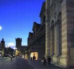 Piazza Trento e Trieste. Cattadrale. © Archivio Fotografico della Provincia di Ferrara