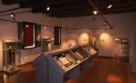Museo della Comunità Ebraica di Ferrara, sala 1. Fotografia Meneghetti. © IAT Ferrara - Ferrara Terra e Acqua
