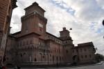 Castello Estense. Fotografia di Cinzia Salmi. © Assessorato alla Cultura, Comune di Ferrara