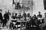 Casa del Soldato, segreteria del soldato, sala di scrittura, © Centro Etnografico Ferrarese