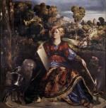 Dosso Dossi, c. 1518, olio su tela, cm 176 x 174, Roma, Galleria Borghese.
