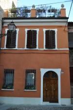 Abitazione della Famiglia de Chirico dalla metà di ottobre 1916 fino all'aprile 1917