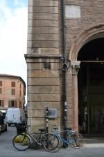 Porte del ghetto in via Mazzini