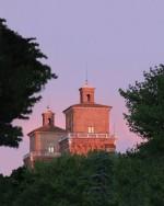 Castello estense. Fotografia di Luca Gavagna, © Archivio Fotografico della Provincia di Ferrara