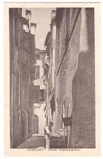Cartolina 1920, © archivio privato di Alberto Cavallaroni