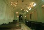 Interno della sinagoga tedesca in via Mazzini. Fotografia Meneghetti. © IAT Ferrara - Ferrara Terra e Acqua