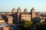 Castello Estense, Ferrara 2012, © archivio fotografico della Provincia di Ferrara
