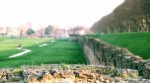 Mura della città. Fotografia Comune di Ferrara