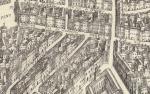 Portone del ghetto in via Mazzini (già dei Sabbioni) verso via Saraceno