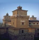 Pietra detta Wor bas, Castello Estense, Torre dei Leoni